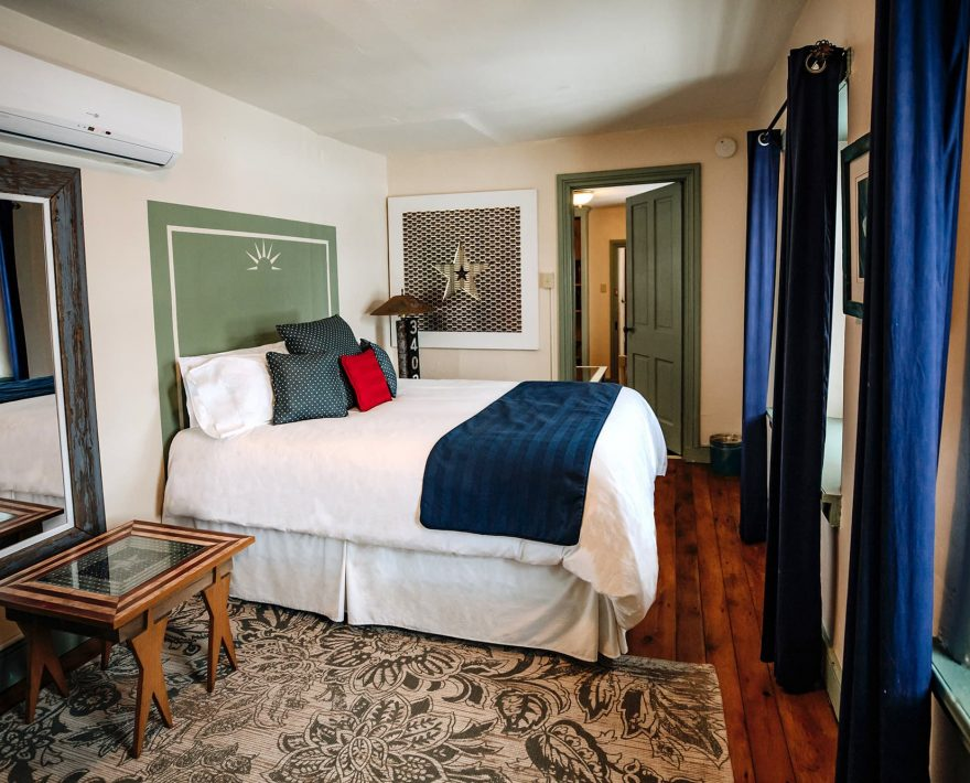 Suite Liberty bed