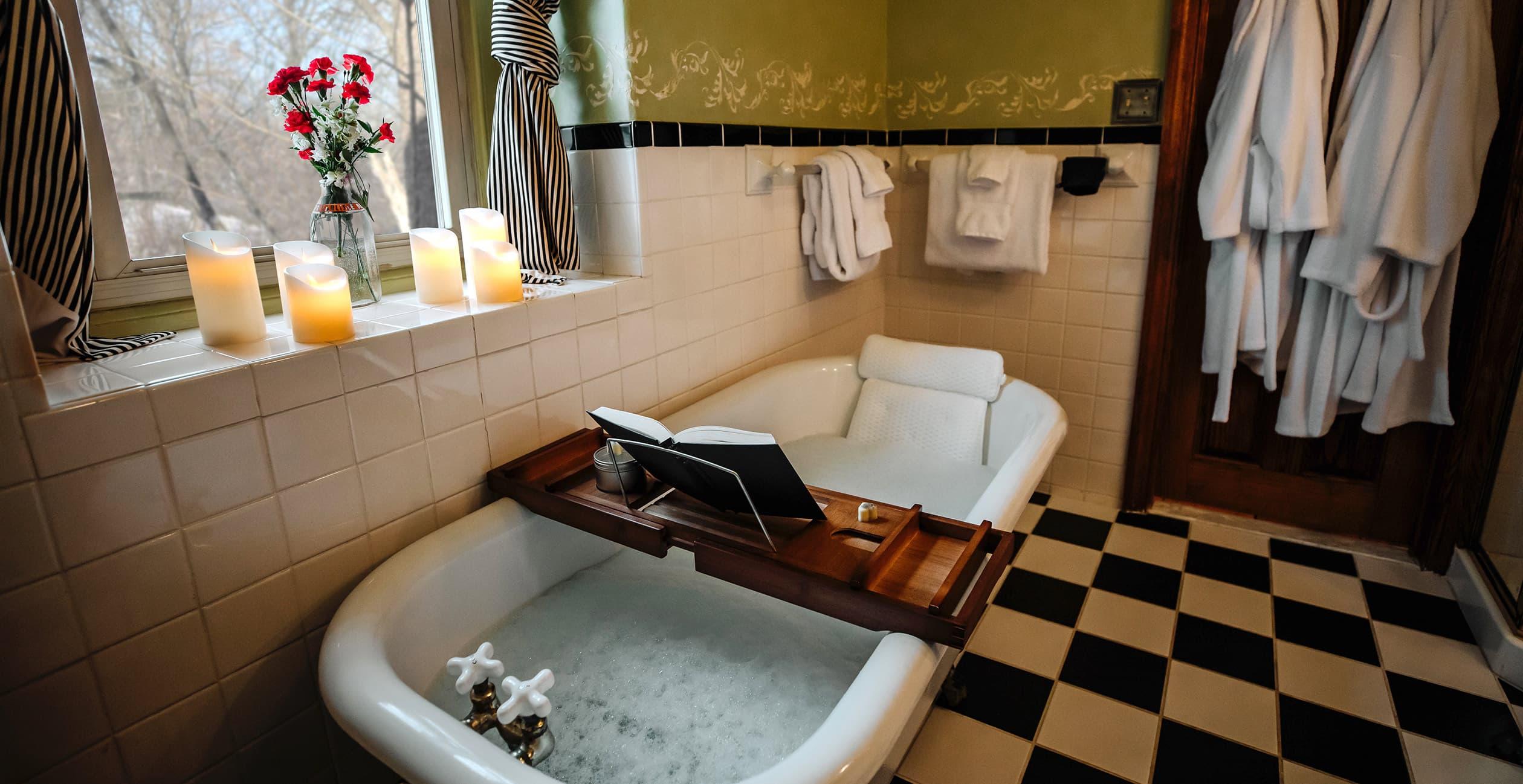 Suite Liberty bath